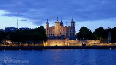 相見恨晚:倫敦的夕陽