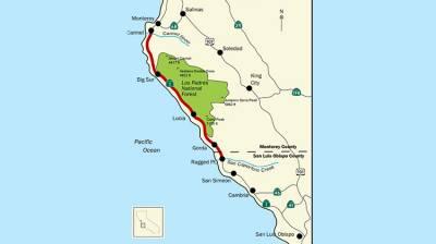 加州大索爾景點攻略