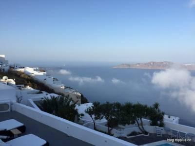 【TripPlus】美不勝收的希臘民宿體驗,一早醒來看見愛琴海