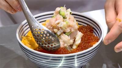 東京知名海鮮丼飯來台展店 主打海鮮珠寶盒