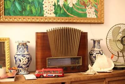 很不台南的小屋!在綠茵老屋內嚐法國人做的道地家常點心,你有試過嗎?