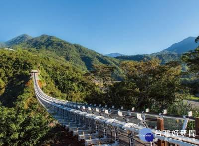 夏季夕陽美景引人入勝 屏東山川琉璃吊橋7 19起平日延長開放時間
