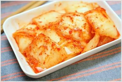 【團購】大甲曾媽媽韓式泡菜 結頭菜‧採用韓國大白菜製成,直接享用或煮成泡菜鍋都適合