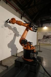 2018臺北數位藝術節「超機體」核心命題 探討機器人 人工智慧(AI)與人類關係