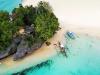 長灘島經過半年的修復,環境生態恢復了